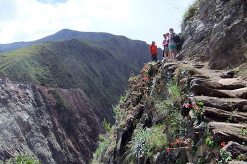 Inka Jungle Trail 4 Days