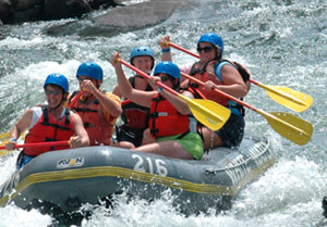 rafting-jungle